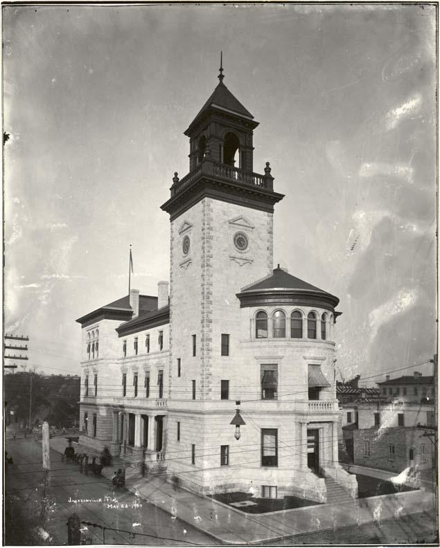 Jacksonville Florida 1895 Federal Judicial Center