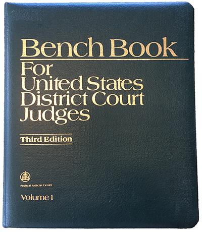 Publications Federal Judicial Center