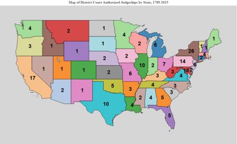 Federal Judicial Circuits | Federal Judicial Center on