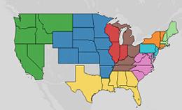 Florida Circuit Court Map.Federal Judicial Circuits Federal Judicial Center