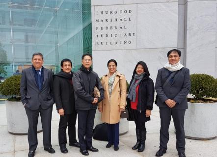 Judicial Education Exchange