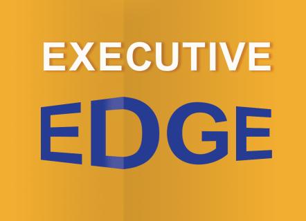Executive Edge Podcast Logo