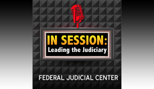 In Session podcast logo